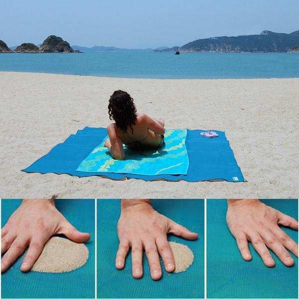 Пляжный коврик | Антипесок