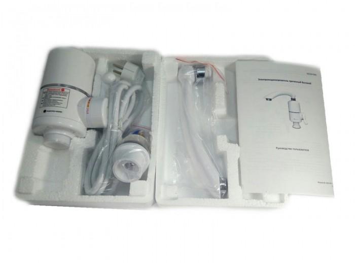 Проточный водонагреватель (кран Делимано)