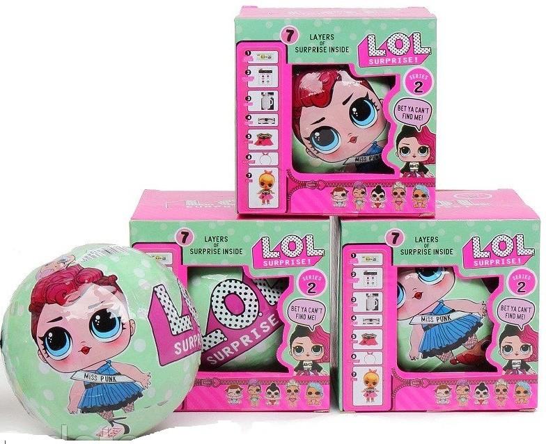 кукла лол 2 серия купить