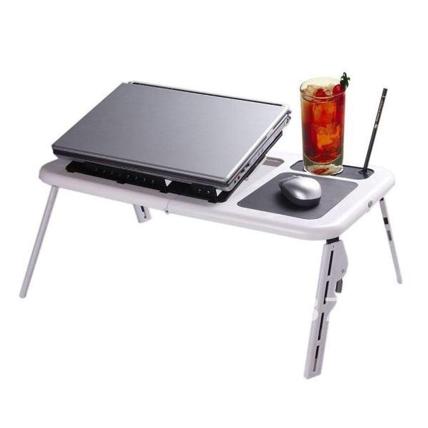 Складной портативный стол для ноутбука массажеры с турмалином купить