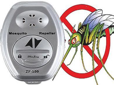отпугиватель насекомых карманный