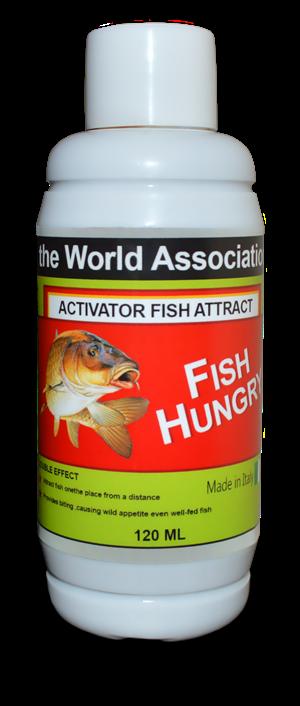 Активатор клева Fish Hungry (Голодная Рыба) жидкость 120 мл. Цена ...